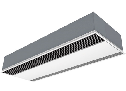 Windbox Suspended Ceiling Air Curtain