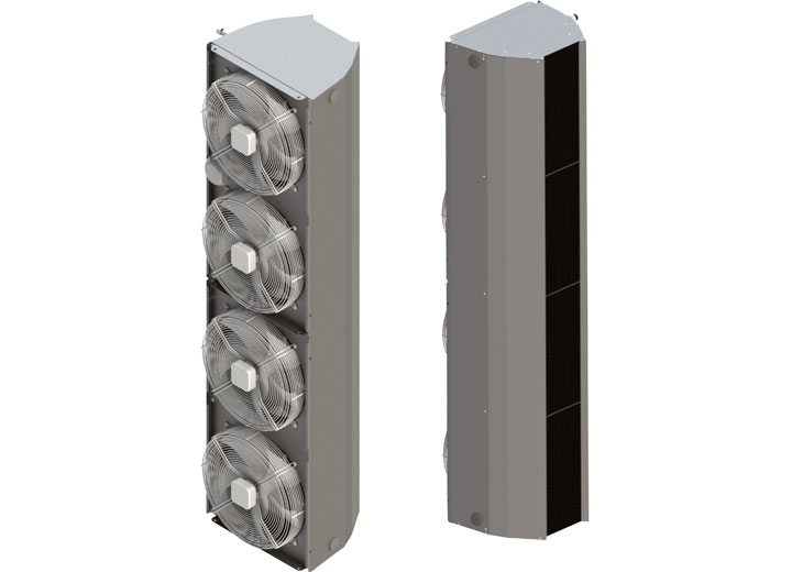 Industrial Air Doors : Vcp industrial air curtain