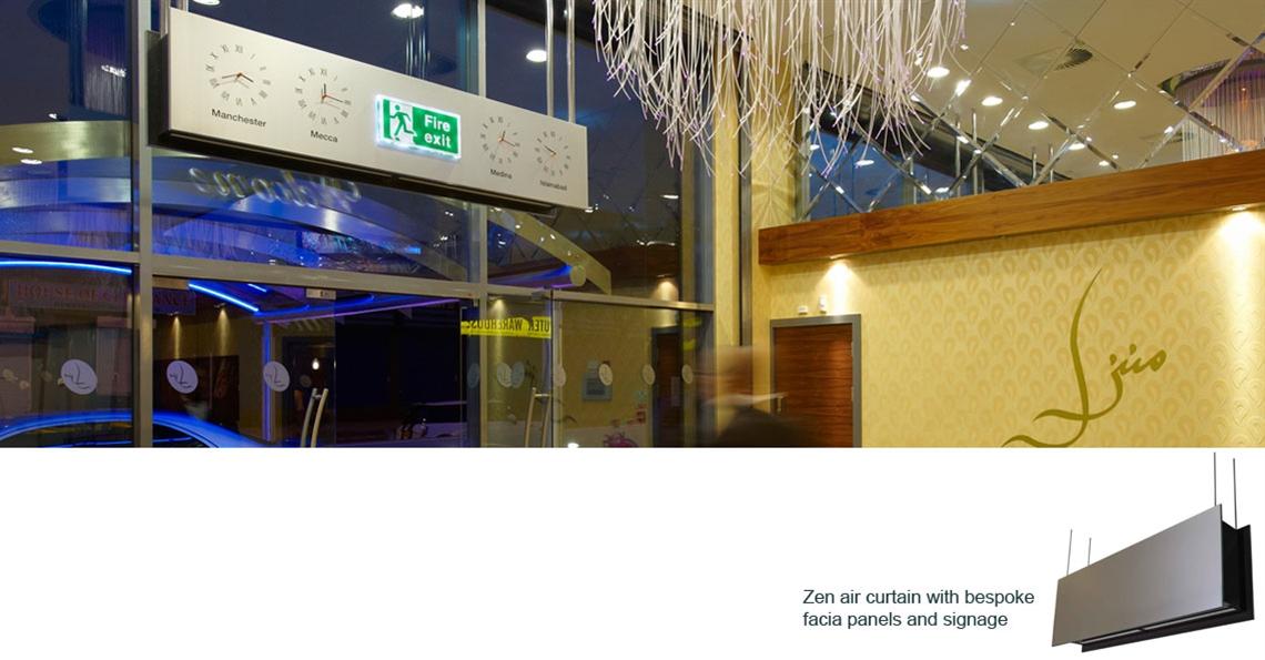 ... JS Air Curtains air curtains for all applications