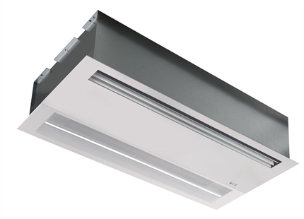 Finesse Suspended Ceiling Air Curtain