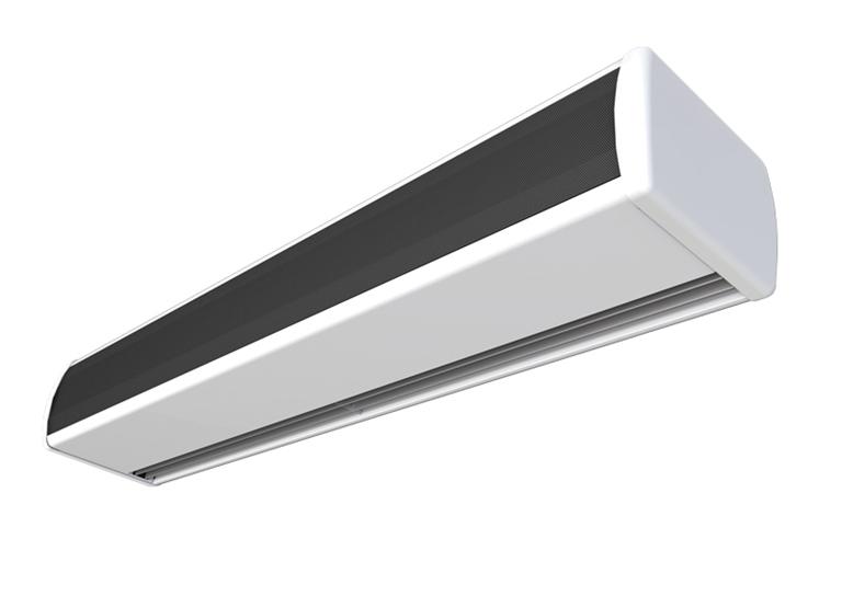 Commercial over door heaters or