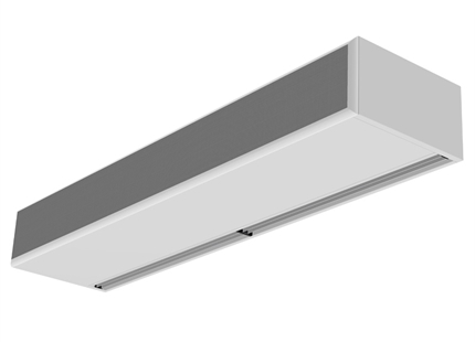 Windbox Air Curtain