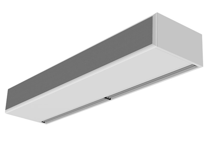 Windbox Industrial Air Curtain