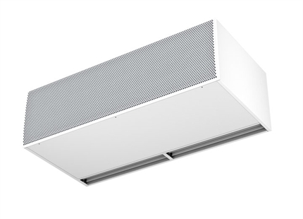 Industrial Windbox  Air Curtain